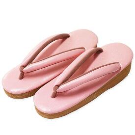 菱屋 カレンブロッソ カフェ草履 ピンク Calen Blosso ぞうり ゾウリ レディース 女性用 日本製 和装ぞうり 和装草履