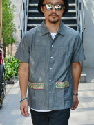 STUSSY USA (ステューシー)バハマ メンズ 半袖シャツ