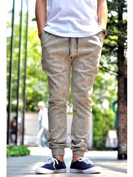 ZANEROBE(ゼインローブ) SURESHOT LEAF PANT シュアーショット ジョガー パンツ リラックス 出来る スリム な人気商品  オーストラリア