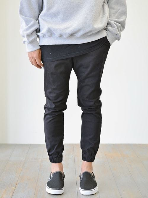 ZANEROBE JAPAN MODEL Sureshot Jogger Pant Black ゼインローブの日本モデル ジョガー パンツ スェットパンツタイプ ストリートパンツ