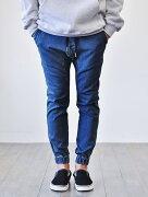 ZANEROBE JAPAN MODEL  Jogger Pant INDIGO 日本 ゼインローブ スェットパンツ ジーンズ ジョガー パンツ ジャパン モデル リラックス 正規販売エトフ