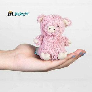 Jellycat Peanut Pig Small ピーナツピッグ ジェリーキャット日本 もふもふ 小さいブタ ぬいぐるみ 大人女子 ギフト 癒し プレゼント 誕生日 最高級 縫いぐるみ ソフト ドール ふわふわ ピン