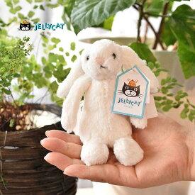 Jellycat Bashful Cream Bunny Baby ジェリーキャット 日本 小さい白うさぎ 女性プレゼント ギフト 癒し プレゼント お祝い 出産祝い 誕生日 最高級 縫いぐるみ ソフト ドール ふわふわ 白色ウサギ 日本 正規輸入代理店 輸入品 東京 原宿 正規品 取り扱い店舗 エトフ