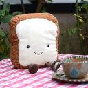 あす楽 Jellycat Amuseable Toast ジェリーキャット 日本 トースト パン 食パン プレゼント ギフト 癒し お祝い 出産祝い 誕生日 最高級 縫いぐるみ ソフト ドール ふわふ