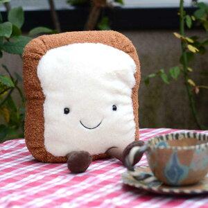 あす楽 Jellycat Amuseable Toast ジェリーキャット 日本 トースト パン 食パン プレゼント ギフト 癒し お祝い 出産祝い 誕生日 最高級 縫いぐるみ ソフト ドール ふわふわ 日本 正規輸入代理店