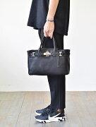 M.U.L Leather Black Tote Back Small Sサイズ 本革 牛革 レザーバッグ レザートート 姫路レザー 日本製 MADE IN JAPAN 原宿エトフ  トートバッグ  メンズ レディース   かばん カジュアル 通勤 通学  シンプル 無地