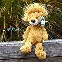 Jellycat Wumper Lionジェリーキャット ワンパー ライオン口元の白色がカッコいい らいおん正規品 正規販売店 輸入品
