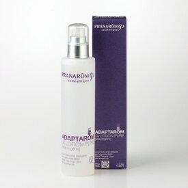 プラナロム アダプタロム・ローション・ピュル 200ml 12671 アダプトゲニック 精油を含有し、お肌のタイプを気にせず使用できる化粧品 ( コスメ )。天然 自然 オーガニック アロマ お肌に合わせた高級スキンケア PRANAROM 送料無料 基礎化粧品