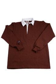 バーバリアン メンズラガーシャツ レギュラーカラー長袖 無地 12oz ヘビーウエイトコットン100% クラシックモデル ハーバード