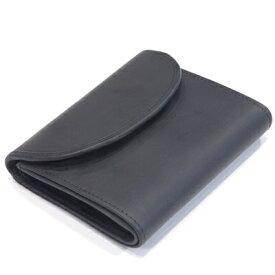 セトラー(SETTLER)ワンワールドコレクション ヌバックタイプ オイルドレザー OW1058 スモール3折り財布(SMALL 3FOLD WALLET)BLACK(ブラック)