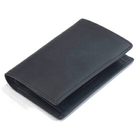 セトラー(SETTLER)WHCのセカンドライン ワンワールドコレクション ヌバックタイプ オイルドレザー OW1565 コンパクトウォレット(COMPACT WALLET)BLACK(ブラック)