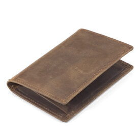 セトラー(SETTLER)WHCのセカンドライン ワンワールドコレクション ヌバックタイプ オイルドレザー OW7412 ネームカードケース 名刺入れ(NAME CARD CASE)BROWN(ブラウン)