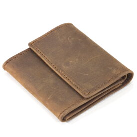セトラー(SETTLER)WHCのセカンドライン ワンワールドコレクション ヌバックタイプ オイルドレザー OW0890 コインパース(COIN PURSE、小銭入れ)BROWN(ブラウン)