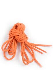 トリッカーズ 純正シューレース カントリー ブーツ コレクション モールトン(マルトン)用 丸ヒモ(純正靴紐・丸・120cm)オレンジ