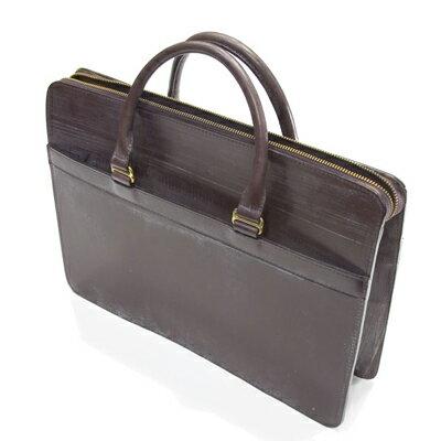 ホワイトハウスコックス(WhitehouseCox)L9892 ブライドルレザー ジップ付ブリーフケース(書類バッグ、手提鞄)HABANA (ハバナ)