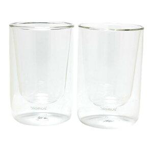 グラスセット(2個入り) カプチーノ NERO blomus キッチン 公式通販サイト