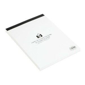 レターパッド A5 100シート ホワイト BASIS 便箋 シンプル 公式通販サイト