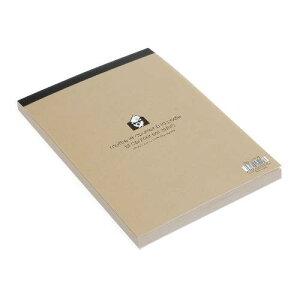レターパッド A5 100シート クラフト BASIS 便箋 シンプル 公式通販サイト