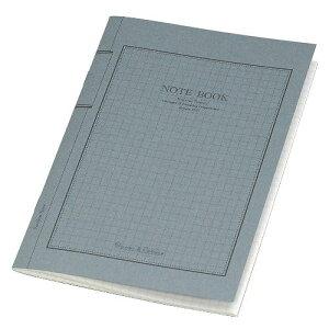 B6ノート 60ページ 方眼5mm アッシュ FAKE 大学ノート シンプル 公式通販サイト