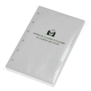 ミニ6穴リフィル 100シート 無地 ホワイト ルーズリーフ シンプル 公式通販サイト