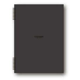 エトランジェ・ディ・コスタリカ ファイル a3 A3スクラップブック ブラック