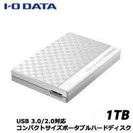 アイオーデータ EC-PHU3W1 [USB 3.0/2.0対応ポータブルハードディスク 1TB]