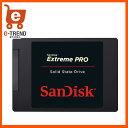 【送料無料】サンディスク SDSSDXPS-480G-J25 [Extreme PRO SSD(480GB 2.5インチ SATA 6G 7mm厚 10年保証)...