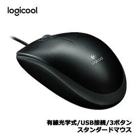 ロジクール M100rBK [マウス M100r ブラック]