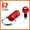 【送料無料】LINKS INTERNATIONAL PL-Fashion Red + Wrist Strap [後付けストラップホール Pluggy Lock(...