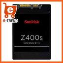 【送料無料】サンディスク SD8SBAT-256G-1122 [Z400s SSD(256GB 2.5インチ SATA 6G 7mm厚 5年保証 WHCK認証)...
