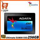 【送料無料】ADATA ASU800SS-256GT-C [256GB SSD Ultimate SU800 2.5インチ SATA 6G TLC(3D NAN...