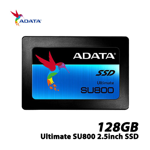 ADATA ASU800SS-128GT-C [128GB SSD Ultimate SU800 2.5インチ SATA 6G TLC(3D NAND) 7mm]