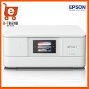 【送料無料】エプソン Colorio EP-879AW [A4IJプリンター/作品印刷(カラー)/スマホ/2.7型/ホワイト]【インクジェットプリンタ 複合機】