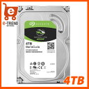 【送料無料】シーゲート(SEAGATE) ST4000DM005 [BarraCuda(4TB HDD 3.5インチ SATA 6G 5900rpm 64MB)...
