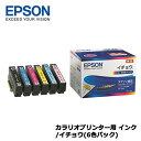 EPSON ITH-6CL [カラリオプリンター用 インク/イチョウ(6色パック)]