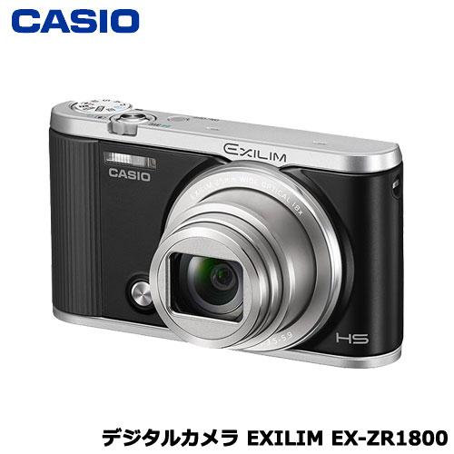 EX-ZR1800BK [デジタルカメラ EXILIM EX-ZR1800 ブラック]