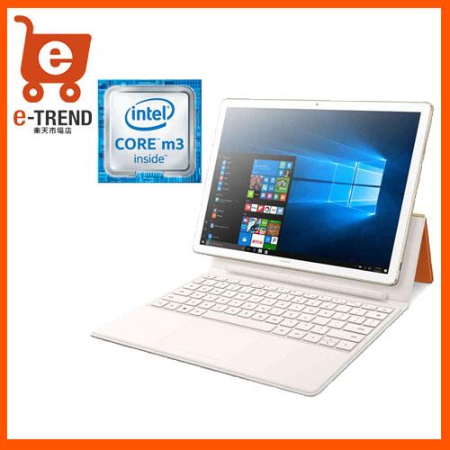 ファーウェイ BW09AHM34S12NGO [MateBookE (CoreM3 Win10H Gold BrownKeyboard)]