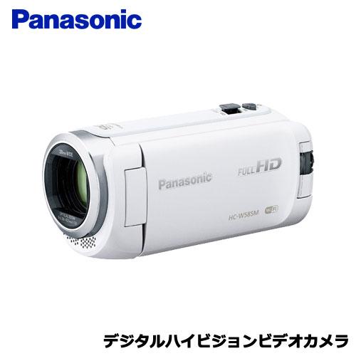 HC-W585M-W [デジタルハイビジョンビデオカメラ (ホワイト)]