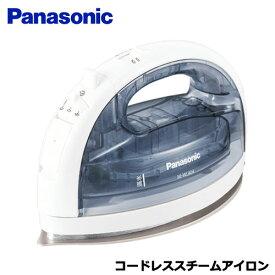 パナソニック カルル NI-WL404-H [コードレススチームアイロン(クリアグレー)]
