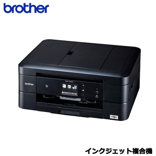 ブラザー PRIVIO DCP-J973N-B [A4 IJ複合機/黒/10/12ipm/LAN/ADF/レーベル]