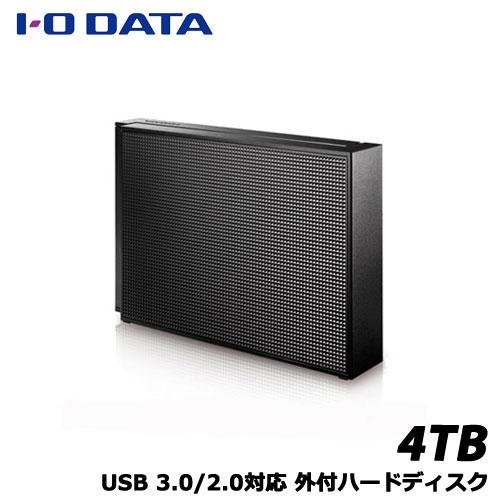 アイオーデータ HDCZ-UTL4K/E [USB 3.0/2.0対応 外付ハードディスク 4TB]