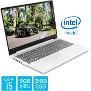 【送料無料】81F500K1JP[ideapad330S(i5/8G/SSD256G/FHD/White)]