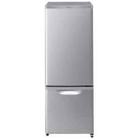 パナソニック NR-B17AW-S [パーソナル冷蔵庫168L(シルバーグレー)]