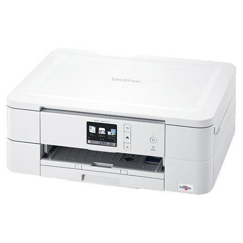 PRIVIO DCP-J577N [A4インクジェット複合機/LAN/手差し/両面]