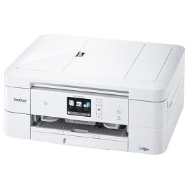 PRIVIO DCP-J978N-W [A4インク複合機/白/ADF/LAN/手差し/両面/レーベル]