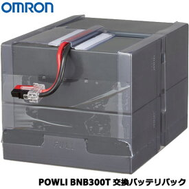 オムロン POWLI BNB300T [交換バッテリパック(BN300T/220T/150T/100T用)]