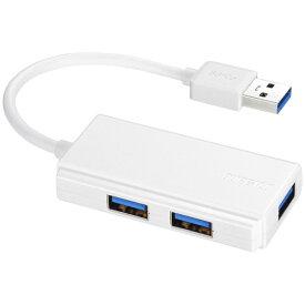 バッファローコクヨサプライ BSH3U100U3WH [USB3.0 バスパワー 3ポート ハブ ホワイト]