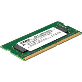 バッファロー MV-D4N2666-S8G [PC4-2666対応 260ピン DDR4 SO-DIMM 8GB]