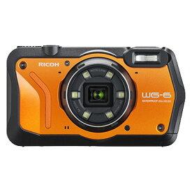 WG-6OR [防水デジタルカメラ WG-6 (オレンジ)]