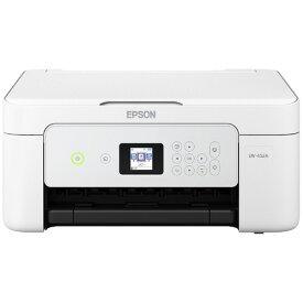 EW-452A [A4カラーインクジェット/Colorio/多機能/4色/無線LAN/Wi-Fi Direct/両面/1.44型液晶]